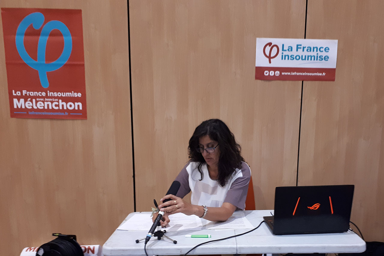Université d'été de la France Insoumise